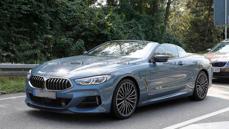 خودروی جدید BMW ماه آینده رونمایی میشود