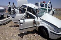 ۵ کشته و مصدوم درپی تصادف جاده ای در محدوده پلیس راه ارومیه_ مهاباد