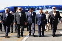وزیر کشور جمهوری آذربایجان دقایقی پیش وارد تهران شد
