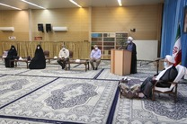 ایثار شهدای مدافع حرم حرکت در مسیر امام حسین(ع) است