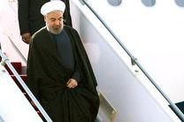 رییسجمهور به تهران بازگشت