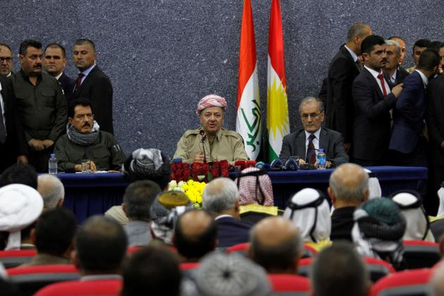 اربیل درخواست بغداد برای تحویل کنترل فرودگاه ها را رد کرد