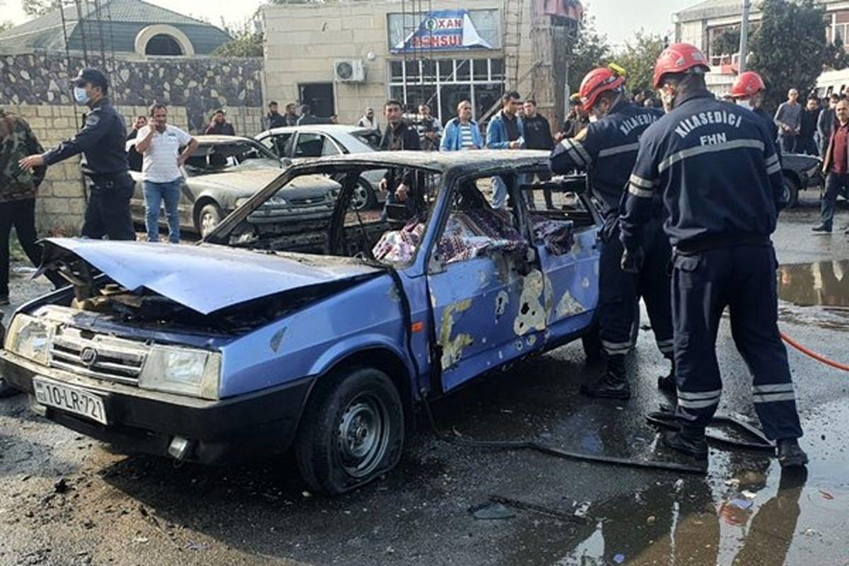 ۲۰ کشته و ۶۰ زخمی در پی حملات ارمنستان به شهر «بردع»