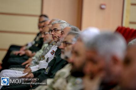 تجلیل از مربیان و اساتید برتر نیروهای مسلح
