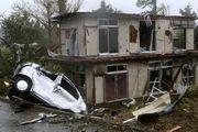 طوفان در توکیو، 10 کشته و 16 مفقود برجا گذاشت
