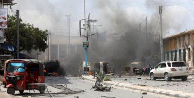 انفجار یک بمبگذار انتحاری در پایتخت سومالی