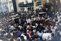 جزییات ترافیکی مسیرهای منتهی به حرم امام (ره)