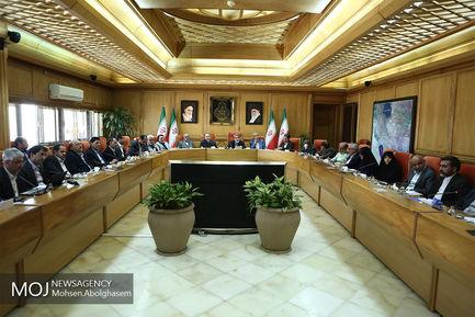 یکصد و شانزدهمین جلسه شورای اجتماعی کشور