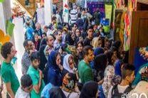 استقبال بی نظیر مردم اصفهان از سینمای کودک