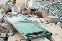 نصب 300 چشمه دوش آب گرم برای زلزلهزدگان سرپل ذهاب