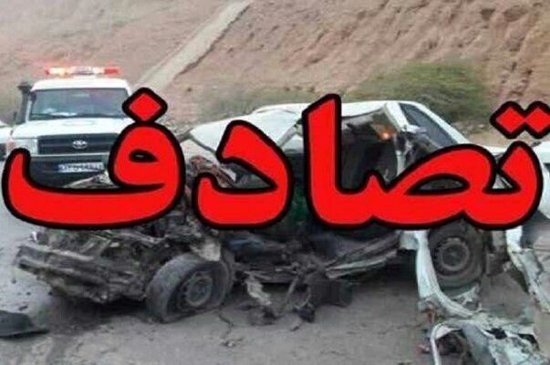 ۷ کشته و مصدوم درپی ۲ تصادف جادهای در استان مرکزی و کردستان