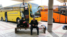 انجام یکمیلیون سفر زائران اربعین توسط اتوبوسرانی کرمانشاه