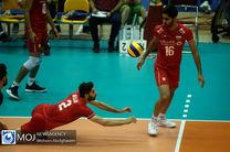 پخش زنده بازی والیبال ایران و استرالیا از شبکه سه سیما
