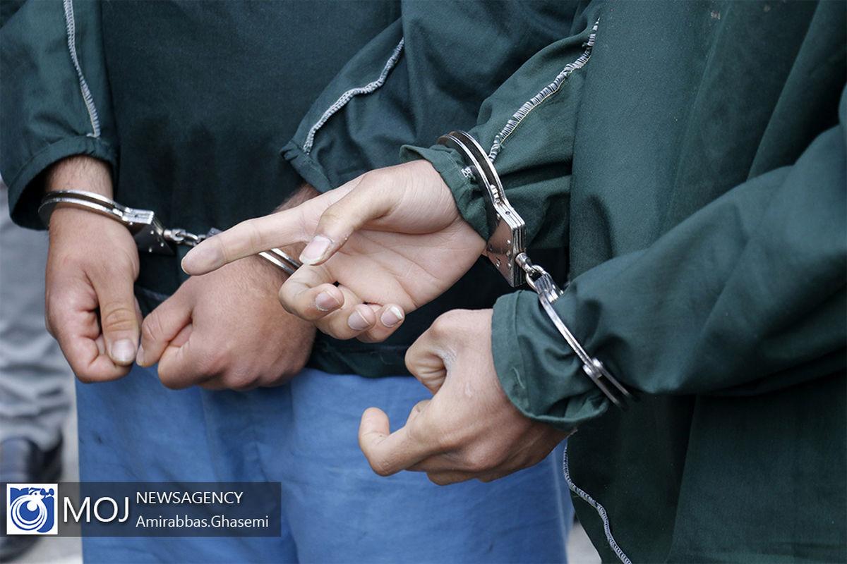 دستگیری ۱۰۳ نفر از اراذل و اوباش غرب تهران در طرح «اقتدار ۲»