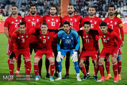 دیدار دوستانه تیم های فوتبال ایران و ترینیداد و توباگو/عکس تیمی