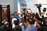 ورزشگاه شهدای نوشهر به بهره برداری رسید