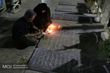 عزاداری شام غریبان حسینی (ع)