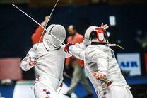 شمشیربازان اردبیلی عازم کشور اردن شدند