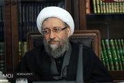 پیام تسلیت آیت الله لاریجانی برای حادثه تروریستی سیستان و بلوچستان