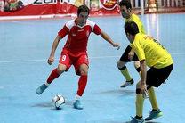 سومین بازی تیم لیگ برتر فوتسال لغو شد