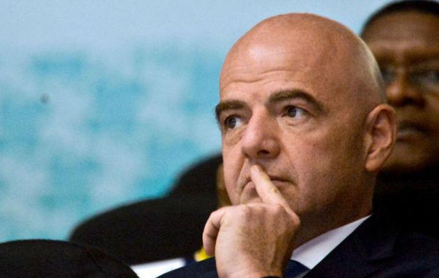 اینفانتینو: بحرانهای سیاسی، جام جهانی ۲۰۲۲ قطر را تهدید نمیکند