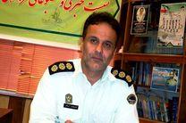 نیروی انتظامی با قاطعیت با برهم زنندگان نظم و امنیت برخورد می کند
