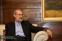 پیام تسلیت لاریجانی در پی درگذشت حجت الاسلام حسینی