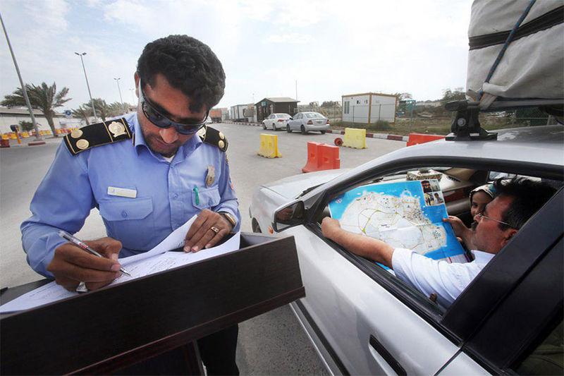 ورود خودروهای شخصی به فرودگاه و بندرگاه کیش ممنوع شد