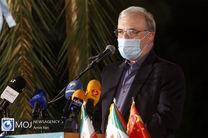 پیام تبریک وزیر بهداشت به فرمانده قرارگاه عملیاتی ستاد ملی مبارزه با کرونا