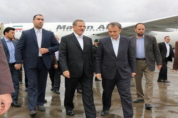 سفر سه روزه معاون اول رئیس جمهور به کرمان