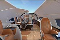 ایرباس هواپیما با سقف شیشه ای می سازد