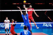 نتیجه بازی والیبال ایران و روسیه/ شکست ایران مقابل روسیه