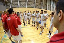 برنامه ملیپوشان والیبال در روز مسابقه با آرژانتین اعلام شد