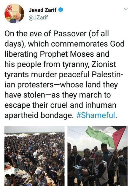 در شبی که خداوند حضرت موسی و قومش را از یوغ ستمگران نجات داد، آزادگان را به خاک و خون میکشند