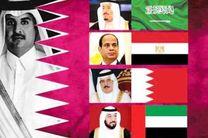 سران 10 کشور برای حل بحران قطر راهی کویت می شوند