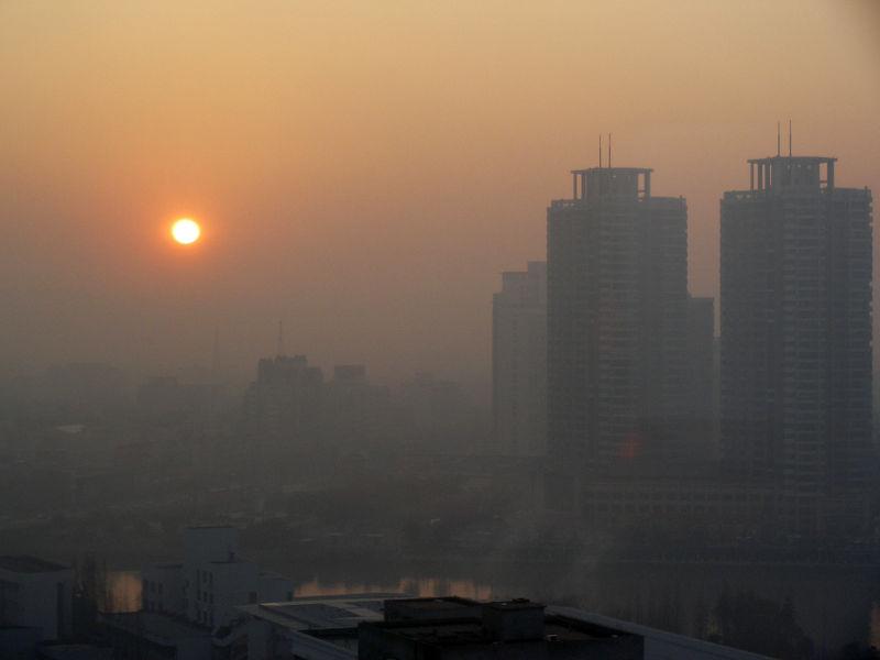 آلودگی هوا باعث تشدید علایم سینوزیت می شود
