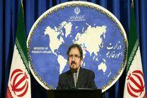 قاسمی انفجار تروریستی در کابل را محکوم کرد