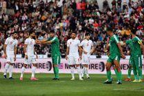 نتیجه بازی تیم ملی فوتبال عراق و ایران/ پایان اقتدار ایران در آسیا!؟
