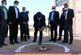 افتتاح چند طرح و سیستم مانیتورینگ پیش بینی هوا با حضور فرماندار یزد