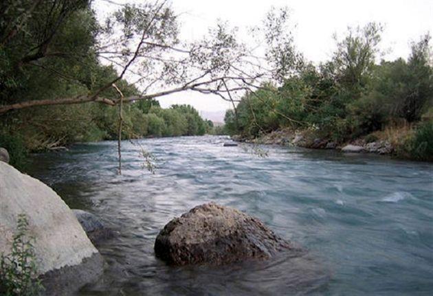 خودداری از توقف و تردد در حاشیه رودخانه جاجرود