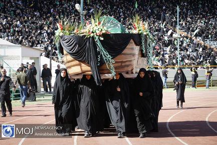 اجتماع+شیرخوارگان+حسینی+در+ورزشگاه+آزادی