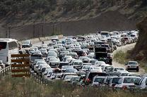 محدودیت ترافیکی محور چالوس با تاخیر اجرا می شود