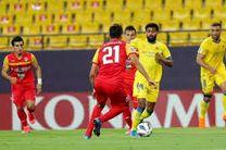 پخش زنده بازی النصرعربستان و فولاد از شبکه ورزش