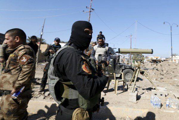 حمله نیروهای مسلح عراق به آخرین مواضع داعش در بخش قدیمی موصل