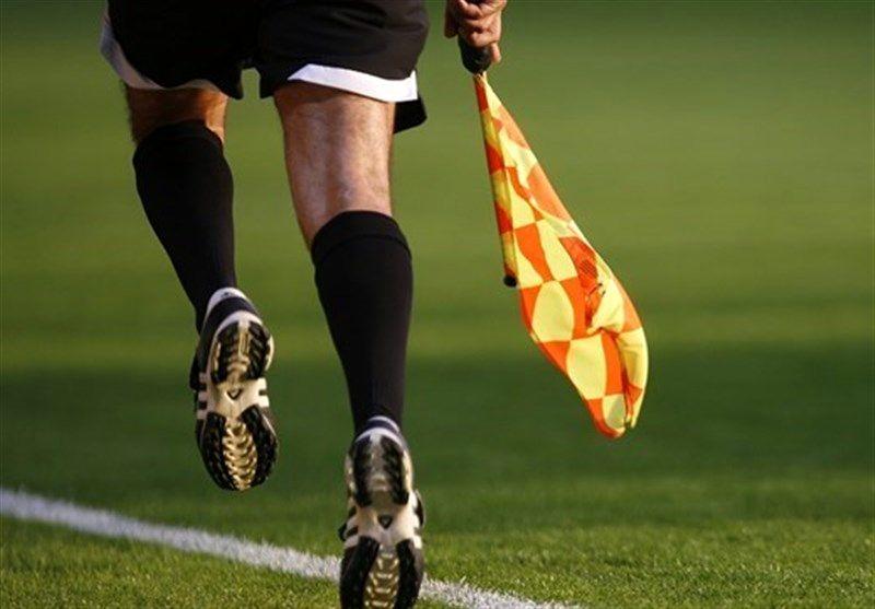 داوران هفته بیست و پنجم لیگ برتر نوزدهم فوتبال مشخص شدند