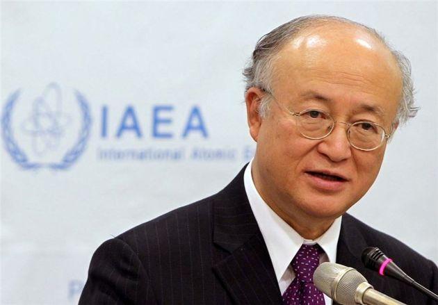 آژانس بین المللی انرژی اتمی به همه مکان های مورد نیازش در ایران دسترسی دارد