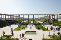 درهای نمایشگاه بینالمللی کتاب تهران باز شد