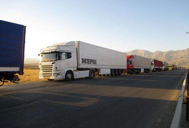 مقرر شد روزی ۶۰ کامیون از محموله های صادراتی ایران وارد خاک ترکیه شود