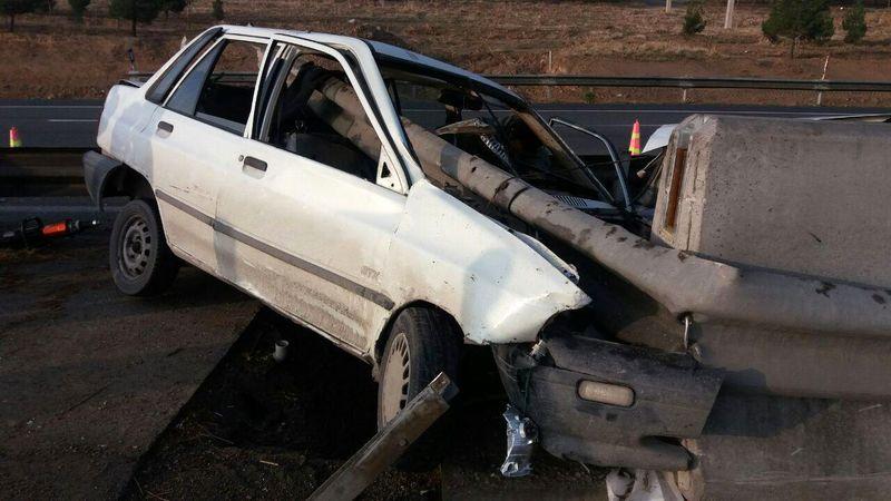 خواب آلودگی رانندگان، مهم ترین دلیل واژگونی خودرو در استان است