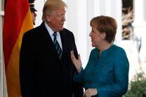 در دیدار مرکل و ترامپ چه گذشت